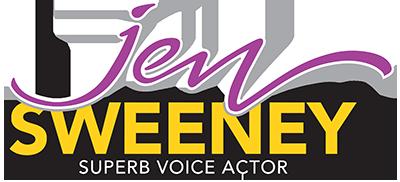 Jen Sweeney, Superb Voice Actor